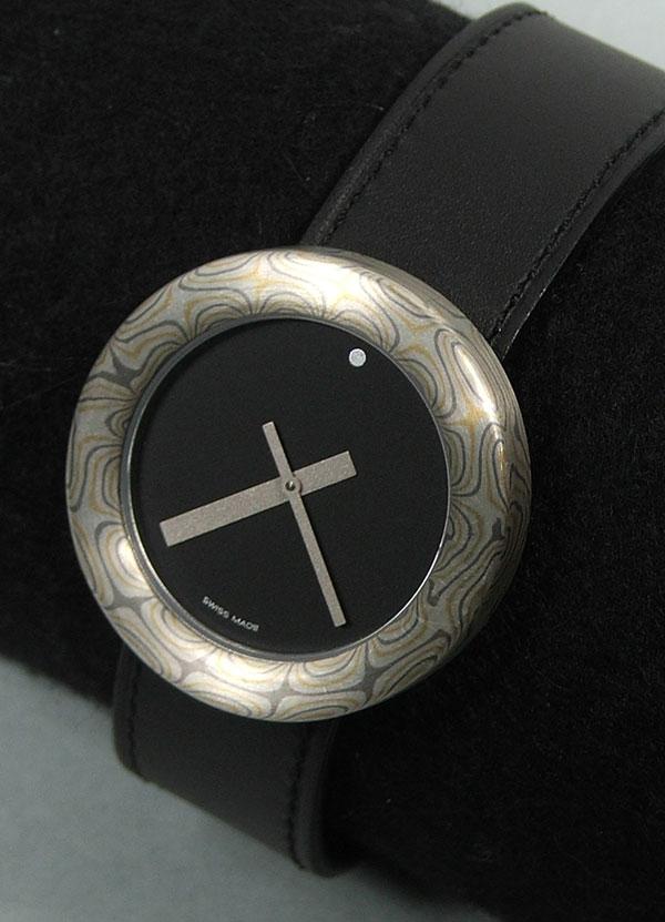 Uhr Ag935 / Pd950 / Gg917 - HR. Spillmann CH / Foto: Tanja Hofmann